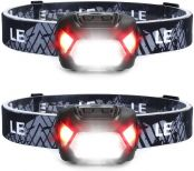 LED Headlamp Flashlights