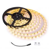 16.4ft 5M Spool, 12V LED Strip Lights Waterproof IP65