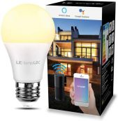 LE LampUX Smart LED Light Bulbs