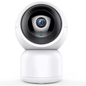LEPRO Wireless Security Camera with Two-way Audio,1080P HD WiFi Security Surveillance IP Camera Home Baby Monitor with Motion Detection Night Vision