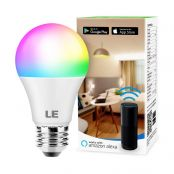 LE WiFi Smart LED Light Bulbs