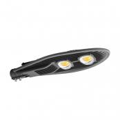 100W High Output LED Street Lights, 250W HPS Equiv, Daylight White, LED Roadway Lighting