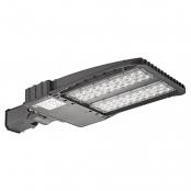 150W LED Parking Lot Light, 17300lm, 250W HPS Equiv, Daylight White, Waterproof, LED Shoebox Area Light, Slip Fitter Mounting Way