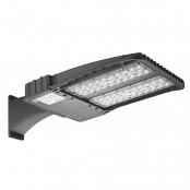150W LED Shoebox Area Light, 17300lm LED Parking Lot Light with Arm Mounting Way