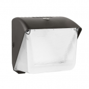 40W LED Wall Pack Light with Photocell, 200W Metal Halide Equivalent, Philips Lumileds LED, White 5000K, DLC Rebates Available