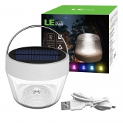 100lm Detachable Dimmable Camping LED Light