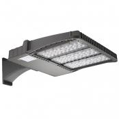 300W LED Parking Lot Light Shoebox Area Light, 33600lm, Daylight White, Arm Mounting Way