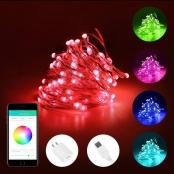 iLUX Bluetooth Mesh Smart Fairy String Lights