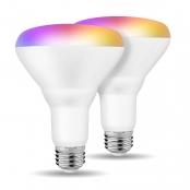 BR30 WiFi Smart LED Bulbs