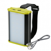 Rechargeable 330lm Dimmable Emergency  LED Camping Lantern