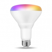 RGBW BR30 WiFi Smart Light Bulb