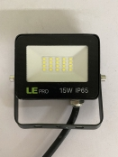 15W Outdoor LED Flood Light, Waterproof IP65 Floodlight