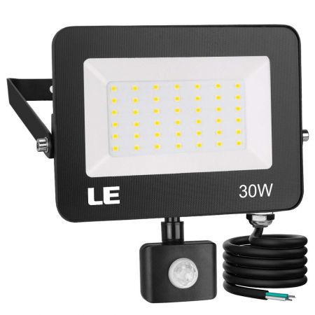 Energy Save LED Flood Light Motion Sensor Outdoor Security Floodlight 30W 50W