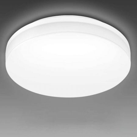 15w Led Recessed Mount Ceiling Lights 5000k Daylight White Waterproof 1250lm Le
