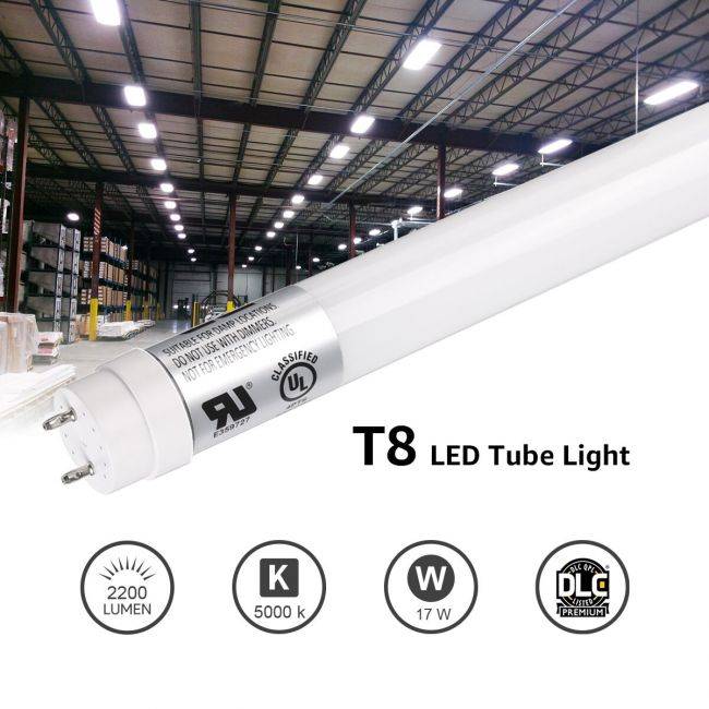 lepro led tube lights for workshops