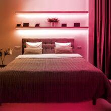 16.4ft led strip lights for bedroom