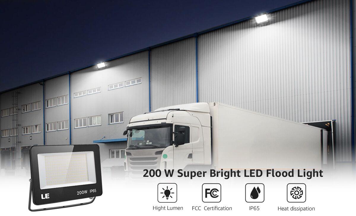 200W Outdoor LED Flood Lights