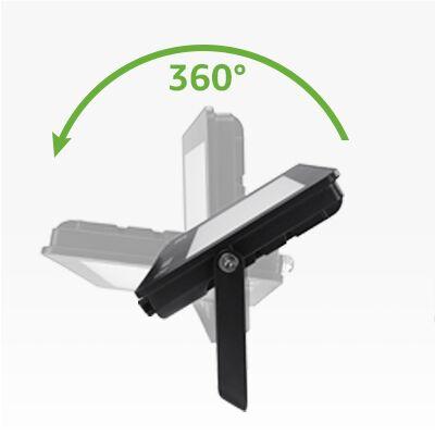 360° Adjustable flood light