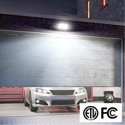 parking lot light mounting