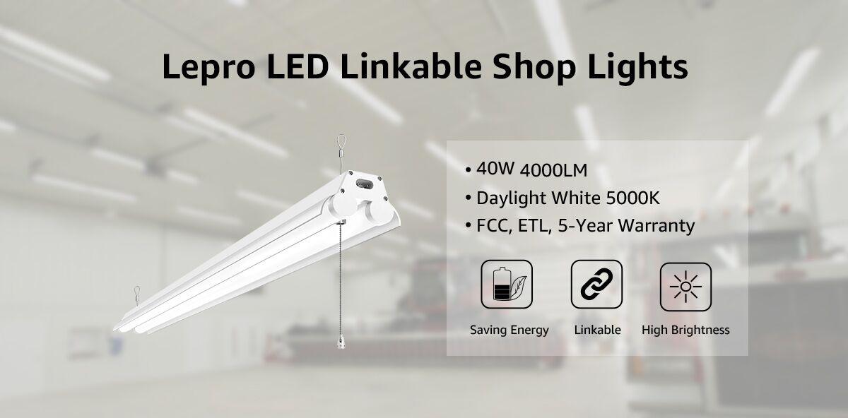 Lepro LED shop light