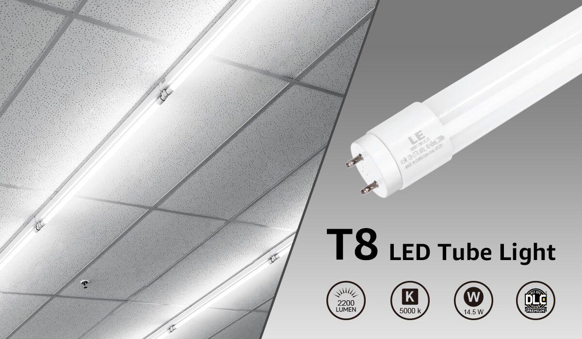 T8 Type A 4ft LED Tube Lights