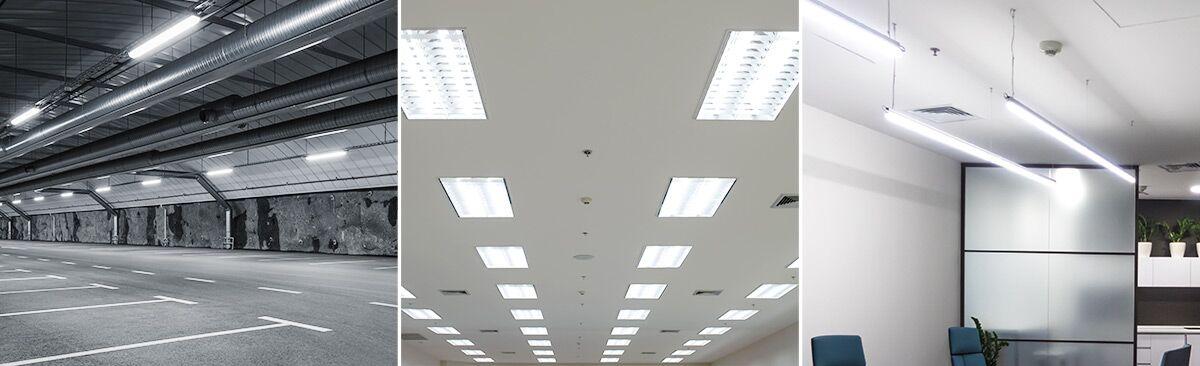 LED Tube light Application