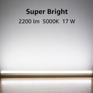 super bright tube light